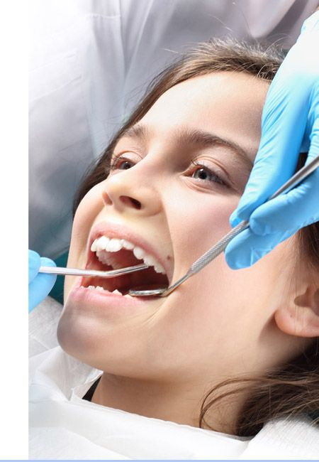 Tooth extractions might be recommended by Doctor