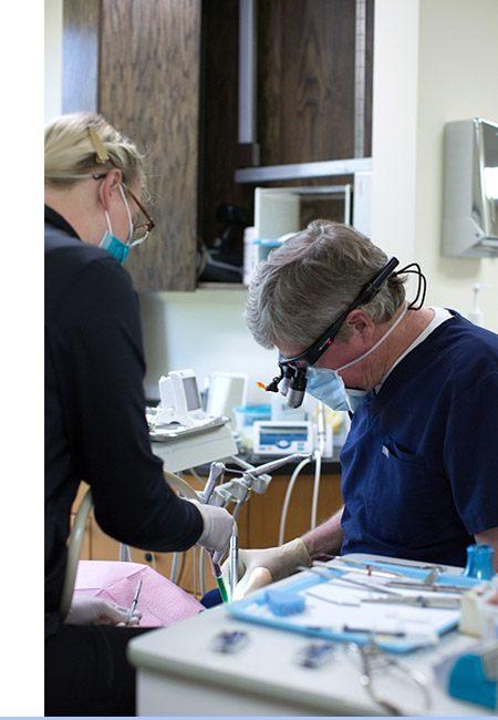 Dental Sealants Procedure
